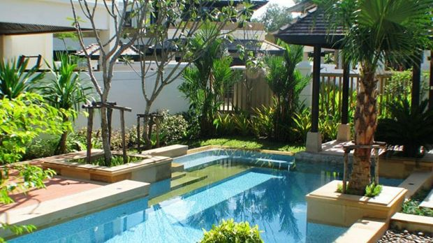Napawan Asia Limited, the developer of the Chom Tawan residential estate, owes millions to the Industrial Commercial ...