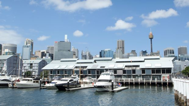 Wharf 10 is fully leased to a number of high-quality tenants.