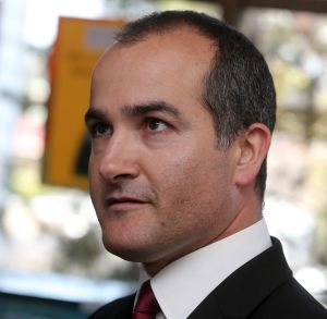 "Committed: Education Minister James Merlino said the government is ""empowering school principals and ensuring they ..."