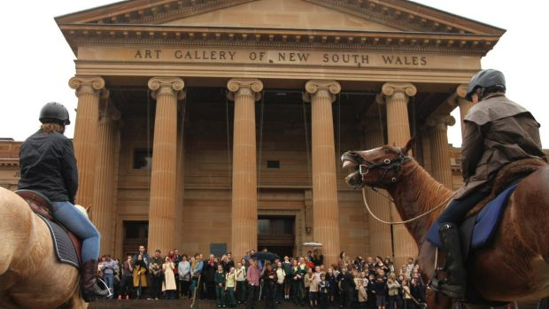 Go west: Penrith has been proposed as a new site for the Art Gallery of NSW.