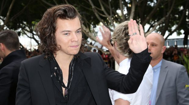Harry Styles (One Direction) is a devotee of using animal afterbirth as part of his beauty routine.
