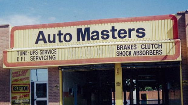 The Midland Auto Masters store that the company tried to take off Mr Coombes.