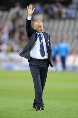 'We can sense a big occassion coming': Victory coach Kevin Muscat.