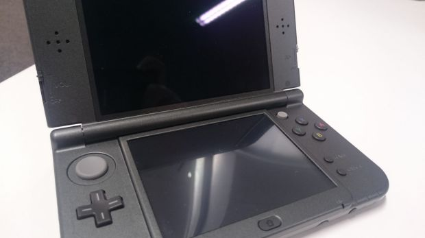 The New 3DS XL features a second stick about the face buttons, a hint of colour and a refined layout.