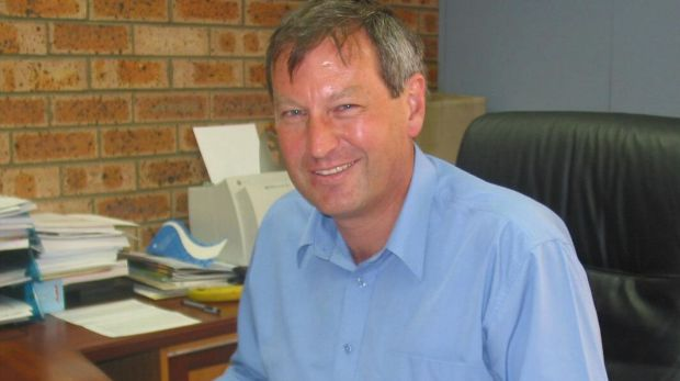 Maurice van Ryn is now taking medication to suppress his testosterone levels.