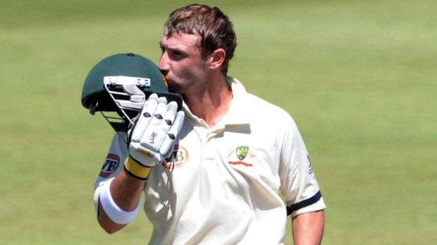 Gone too soon: Phillip Hughes.