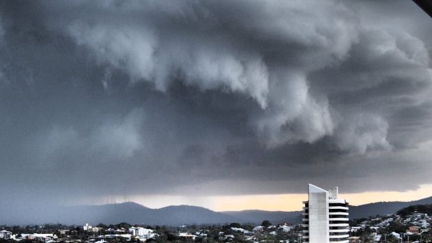 Energex denies ETU claims it only dispatched six crews between 11pm and 4.30am following the storm.