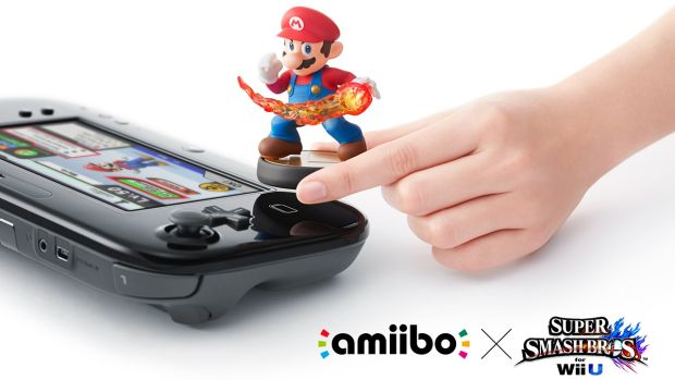 Amiibo figures will be compatible with a range of games on Wii U and 3DS, but <i>Smash Bros</i> is the first.