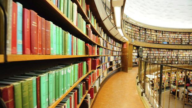 Costly structures: Libraries tend to be more expensive to run than providing information online is.