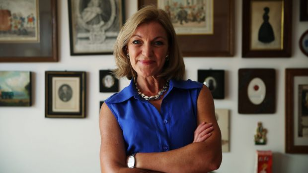 Sex Party leader Fiona Patten.