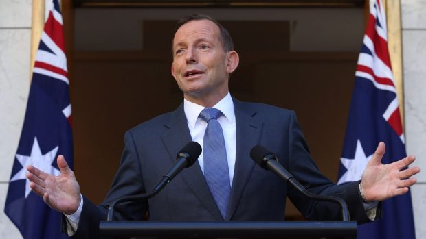 Broken promises: Tony Abbott must rebuild trust.