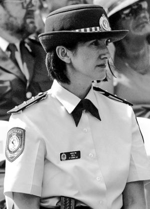 Belinda Neil medically retired from the NSW Police in 2005, two years after she was diagnosed with post-traumatic stress ...