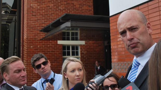 Labor has raised more alleged conflicts of interest involving Dean Nalder.