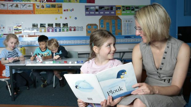 The french australian pre school to celebrates its 45th for Act ii salon fairfax