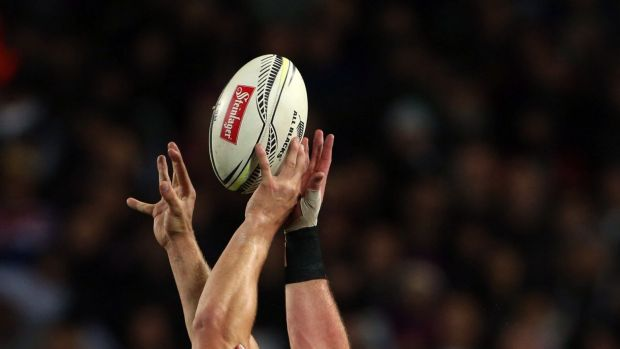 Due to return: England's Joe Launchbury will be back for next year's World Cup on home soil.