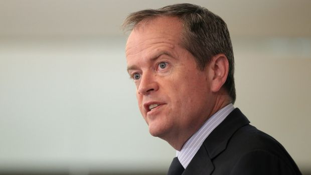 If Bill Shorten wants to be bold in government, he needs to be bold in opposition.