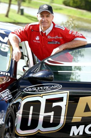 Race car driver Peter Brock was killed during a 2006 rally in Western Australia.