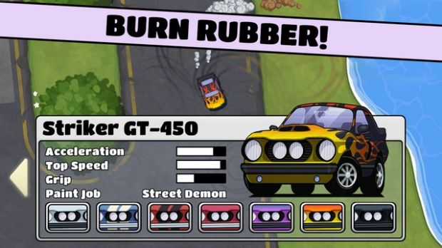 Dean Loades and Matt Knights' Checkpoint Champion has attracted 650,000 downloads.