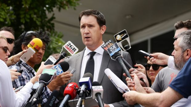 Cricket Australia CEO James Sutherland says players should be given space as they decide what to do.