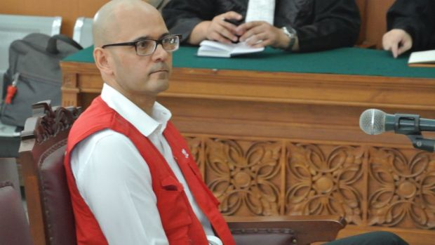 Canadian teacher Neil Bantleman in court last year.