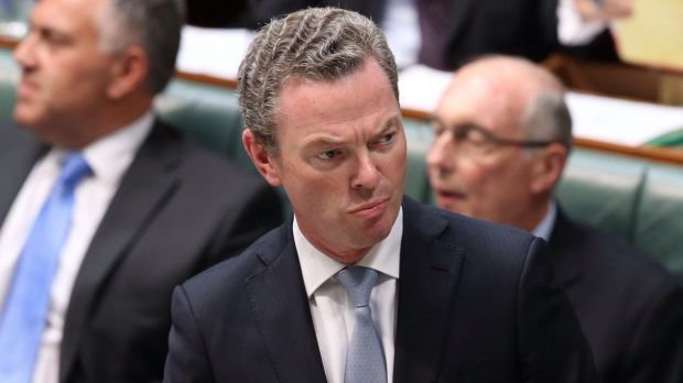 Christopher Pyne's university deregulation reforms were defeated in the Senate on Tuesday.