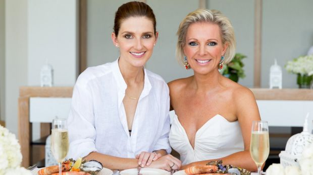 Date with Kate: Kate Waterhouse and ModelCo founder and CEO Shelley Barrett.