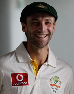 Town in mourning: Phillip Hughes.