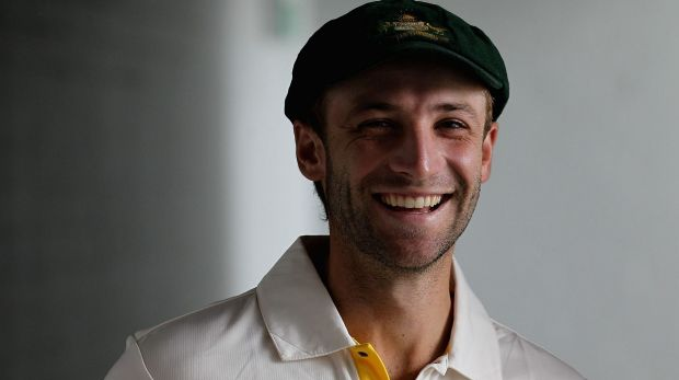 Fondly remembered: Phillip Hughes.