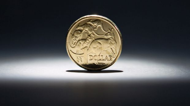Some analysts say the Australian dollar needs to drop below US80c to stimulate the economy.