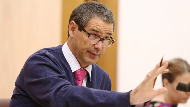 """Why did you mislead the public?"": Senator Stephen Conroy"