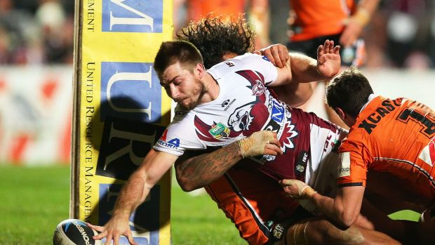 Not rushing any decision: Manly five-eighth Kieran Foran.