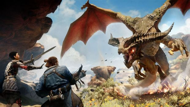Massive: <i>Dragon Age: Inquisition</i> is epic in scope, but that doesn't mean it isn't highly detailed.