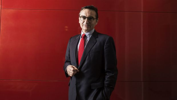 Jean-Francois Lambert, the London-based head of commodities and structured trade financing at HSBC.