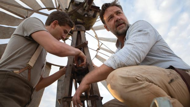 Russell Crowe was nominated for Best Actor but missed out on a nod for directing <i>The Water Diviner</i>.