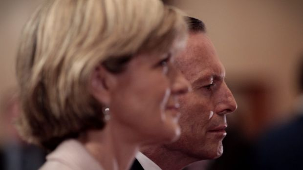 Reports suggest the relationship between Foreign Minister Julie Bishop and Prime Minister Tony Abbott has broken down.