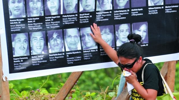 maguindanao massacre essay The maguindanao massacre in  soon he became a military-sponsored elected governor of maguindanao whereby he.