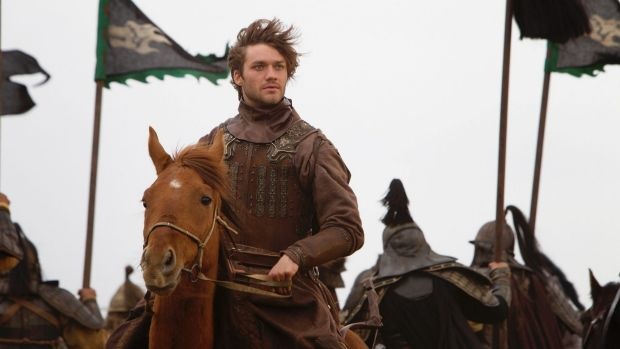 It will be easy to watch new Netflix blockbuster Marco Polo on your television rather than your smartphone.