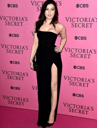 Daisy Lowe on the red carpet.