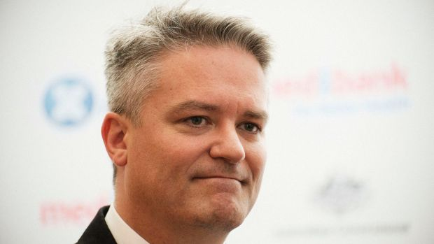 """Reviewing the privacy concerns raised"": Finance Minister Mathias Cormann."
