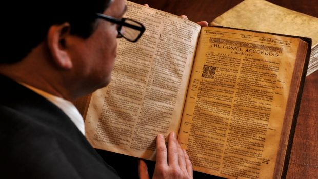 Bible studies: Institutes providing religious training will be eligible for government funding under the Coalition's ...