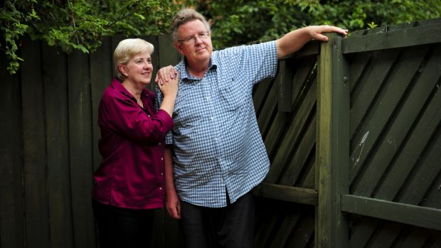Mr Fluffy home owners Joanne and Peter Berry are pleased with Commonwealth Bank offering its customers $10,000.