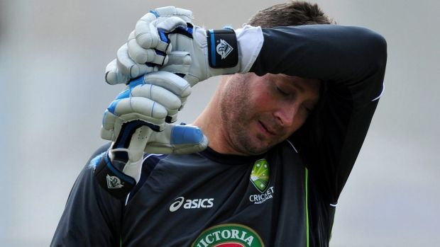 Michael Clarke is determined to fulfil the words he spoke in his eulogy for Phillip Hughes and play in the first Test on ...