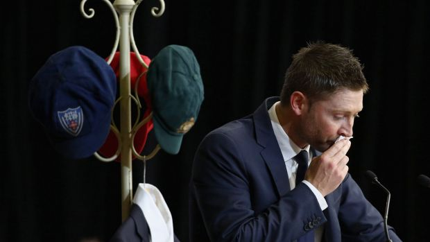 The best speech by an Australian sportsperson in memory: Michael Clarke delivers the eulogy at Phillip Hughes' funeral.