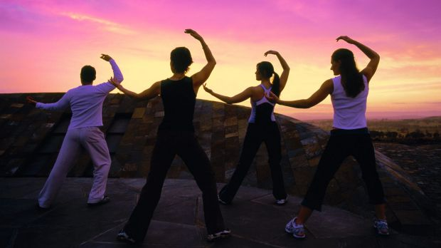 Tai Chi can be a way to increase proprioception in your limbs and trunk.