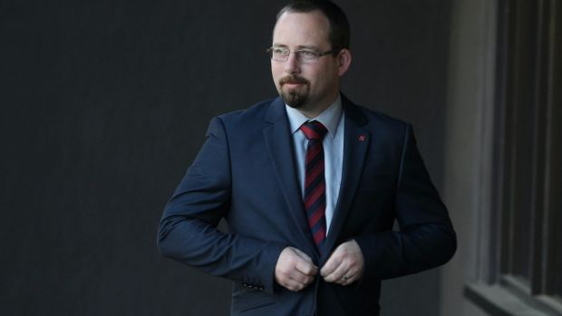 """I am forced into a corner to decide between a bad decision or a worse decision"": AMEP Senator Ricky Muir on casting the ..."