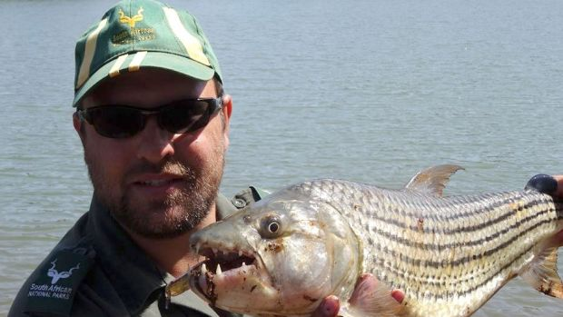 Jacques van der Sandt was killed by a crocodile in South Africa.