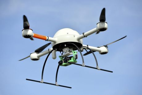 Raising concerns: NSW Police is trialling unmanned drones in search and rescue operations, but the news has sparked ...