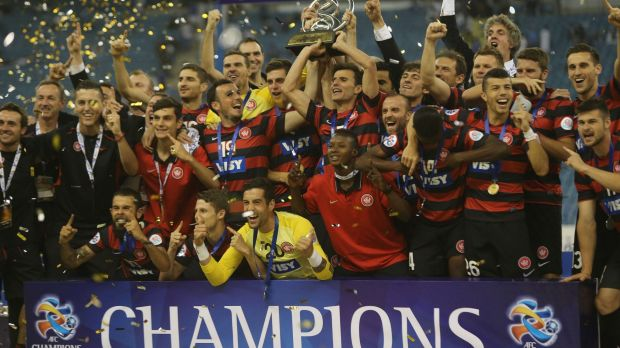 Champions of Asia: The Wanderers are unhappy with the pay off for the Club World Cup.