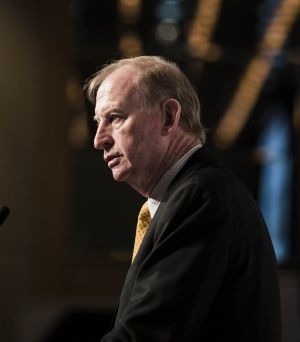 David Murray, chair of the Financial System Inquiry.