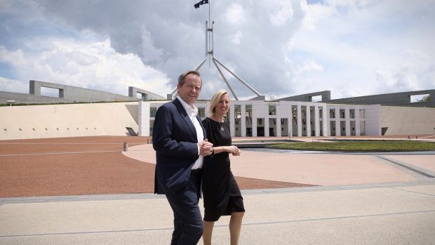 Katy Gallagher has joined Bill Shorten's frontbench as a shadow minister